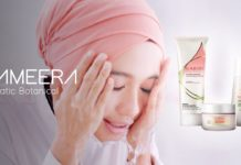 make up untuk hijab natural